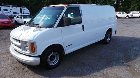 97920405ba Used 2000 Chevrolet Express Cargo For Sale - Carsforsale.com®