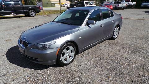 2008 BMW 5 Series for sale in Lillian, AL