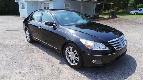 2010 Hyundai Genesis for sale in Lillian, AL