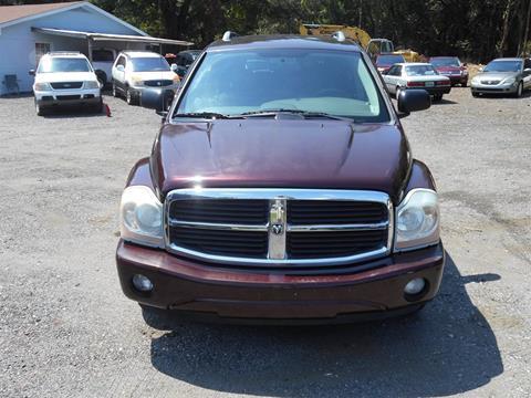 2005 Dodge Durango for sale in Lillian, AL