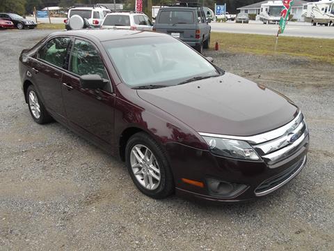 2012 Ford Fusion for sale in Lillian, AL