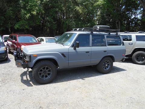 Lovely 1988 Toyota Land Cruiser For Sale In Lillian, AL