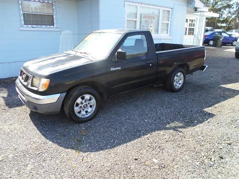 1998 Nissan Frontier for sale in Lillian, AL