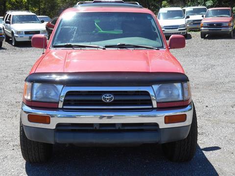 1996 Toyota 4Runner for sale in Lillian, AL