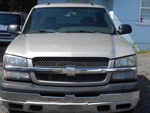 2004 Chevrolet Silverado 1500 for sale in Lillian, AL