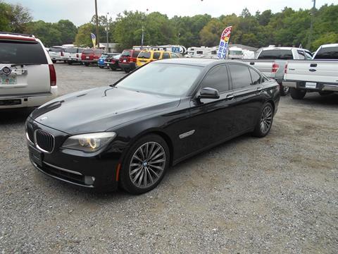 2009 BMW 7 Series for sale in Lillian, AL