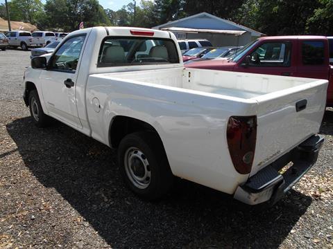 2005 Chevrolet Colorado for sale in Lillian, AL