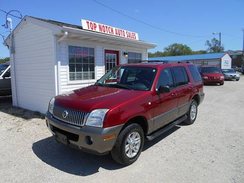 2004 Mercury Mountaineer for sale in West Peoria, IL