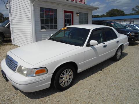 2003 Ford Crown Victoria for sale in West Peoria, IL