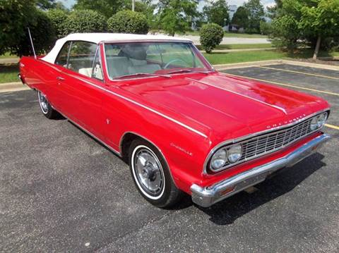1964 Chevrolet Chevelle for sale at Southwest Corvettes and Classics in Mokena IL