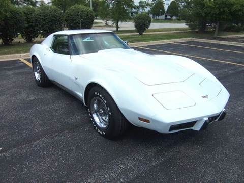 1977 Chevrolet Corvette for sale at Southwest Corvettes and Classics in Mokena IL