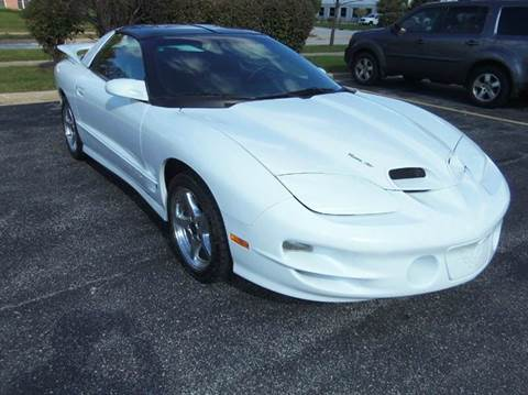 2001 Pontiac Firebird for sale at Southwest Corvettes and Classics in Mokena IL