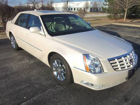 2011 Cadillac DTS for sale at Southwest Corvettes and Classics in Mokena IL