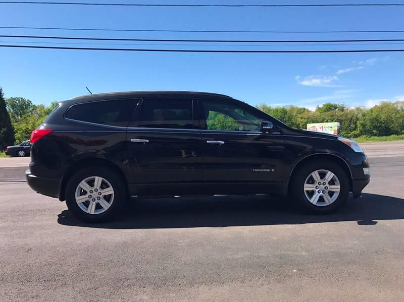 2009 Chevrolet Traverse for sale at GRACE QUALITY USED CARS in Morrisville PA