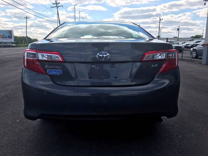 2013 Toyota Camry for sale at GRACE QUALITY USED CARS in Morrisville PA