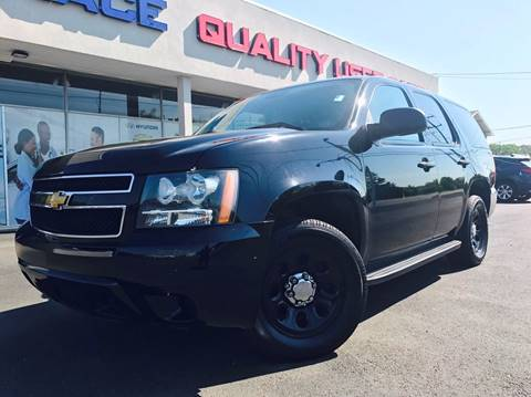 2014 Chevrolet Tahoe for sale at GRACE QUALITY USED CARS in Morrisville PA