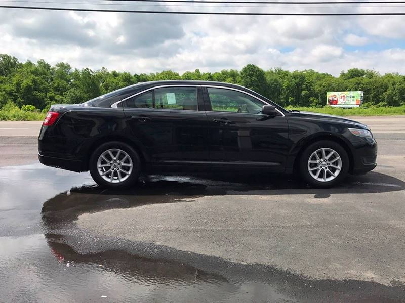 2013 Ford Taurus for sale at GRACE QUALITY USED CARS in Morrisville PA