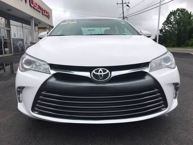 2015 Toyota Camry for sale at GRACE QUALITY USED CARS in Morrisville PA