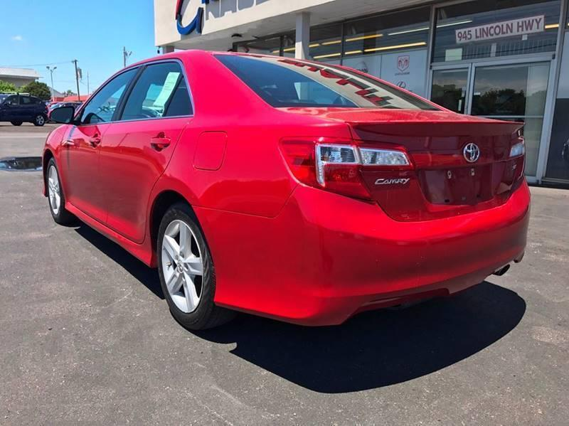 2012 Toyota Camry for sale at GRACE QUALITY USED CARS in Morrisville PA