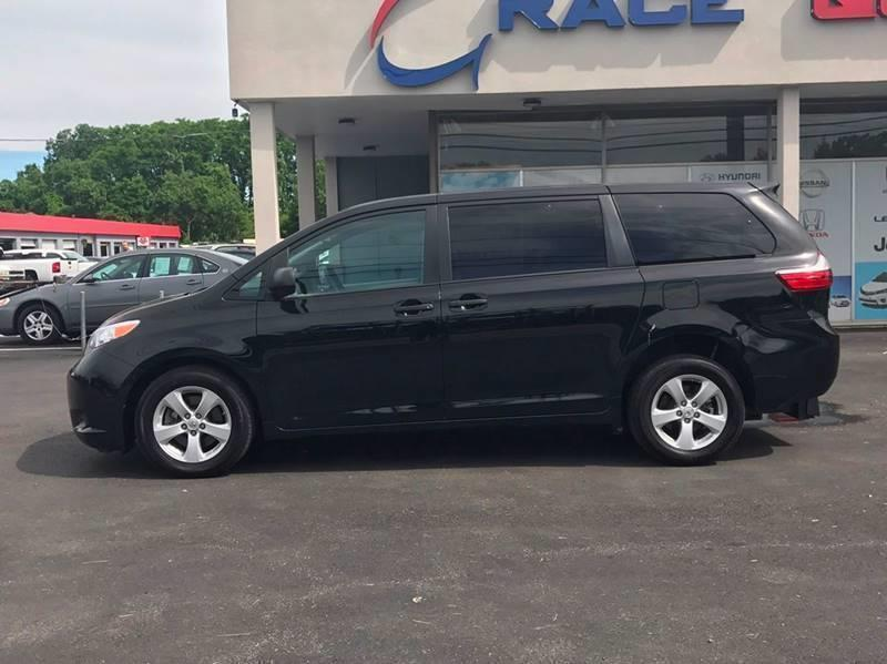 2015 Toyota Sienna for sale at GRACE QUALITY USED CARS in Morrisville PA