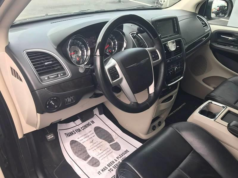 2015 Chrysler Town and Country for sale at GRACE QUALITY USED CARS in Morrisville PA