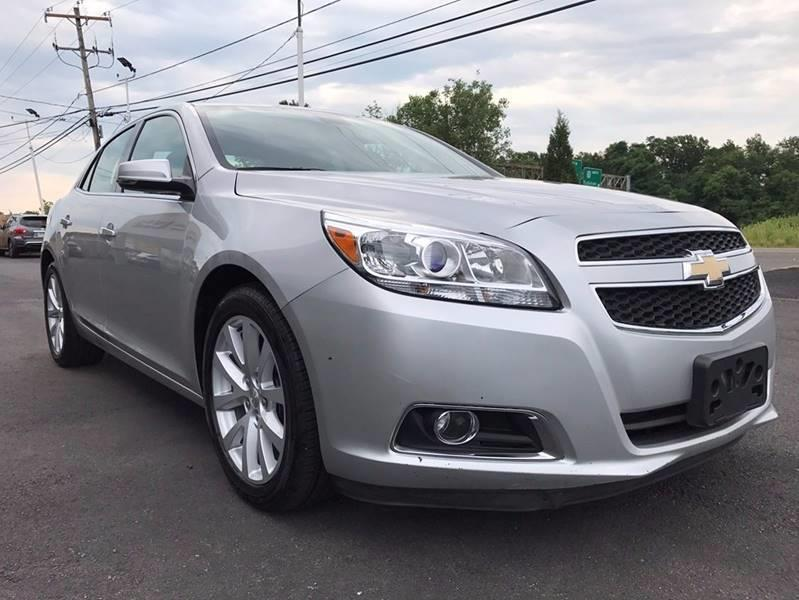 2013 Chevrolet Malibu for sale at GRACE QUALITY USED CARS in Morrisville PA