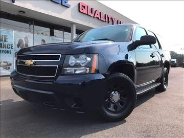 2012 Chevrolet Tahoe for sale at GRACE QUALITY USED CARS in Morrisville PA