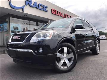 2009 GMC Acadia for sale at GRACE QUALITY USED CARS in Morrisville PA