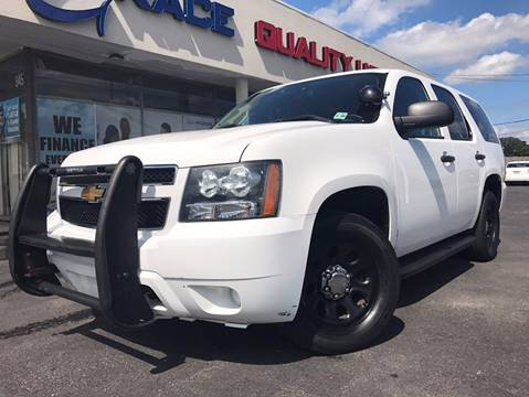 2013 Chevrolet Tahoe for sale at GRACE QUALITY USED CARS in Morrisville PA