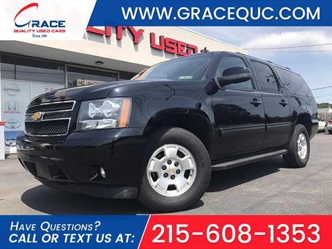 2012 Chevrolet Suburban for sale in Morrisville, PA