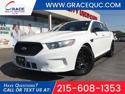 2013 Ford Taurus for sale in Morrisville, PA