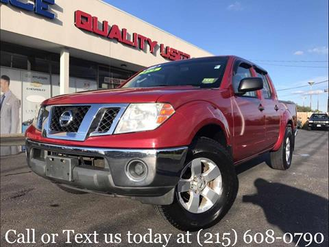 2009 Nissan Frontier for sale in Morrisville, PA