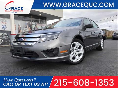 2010 Ford Fusion for sale in Morrisville, PA