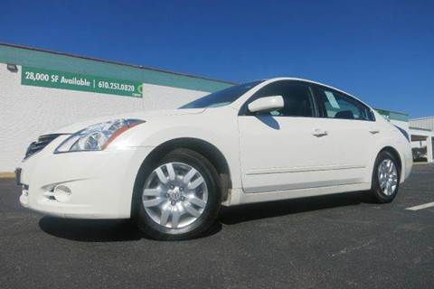2012 Nissan Altima for sale at GRACE QUALITY USED CARS in Morrisville PA
