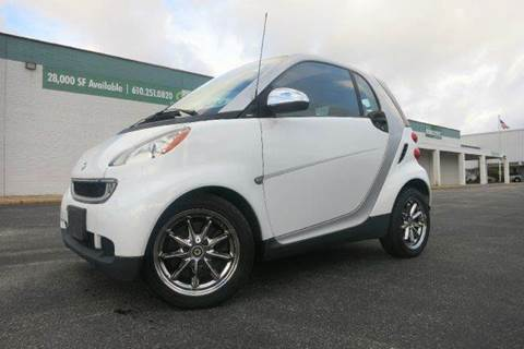 2008 Smart fortwo for sale at GRACE QUALITY USED CARS in Morrisville PA