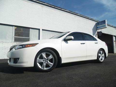 2009 Acura TSX for sale at GRACE QUALITY USED CARS in Morrisville PA