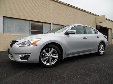 2013 Nissan Altima for sale at GRACE QUALITY USED CARS in Morrisville PA