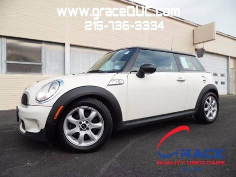 2010 MINI Cooper for sale at GRACE QUALITY USED CARS in Morrisville PA