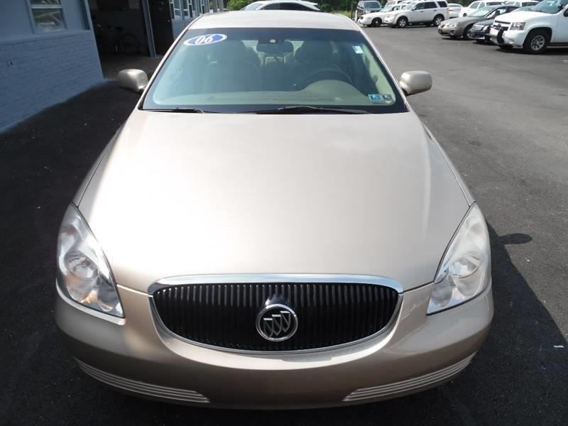2006 Buick Lucerne for sale at GRACE QUALITY USED CARS in Morrisville PA