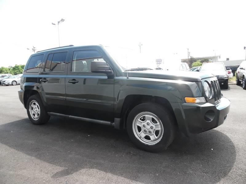 2010 Jeep Patriot for sale at GRACE QUALITY USED CARS in Morrisville PA