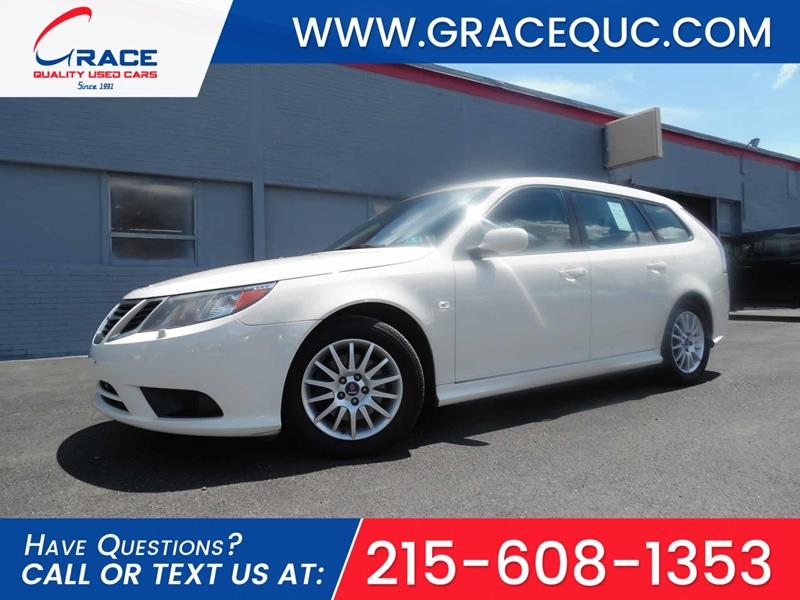 2009 Saab 9-3 for sale at GRACE QUALITY USED CARS in Morrisville PA