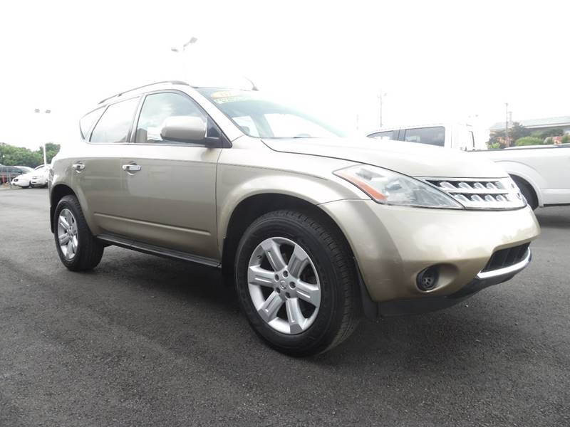 2007 Nissan Murano for sale at GRACE QUALITY USED CARS in Morrisville PA