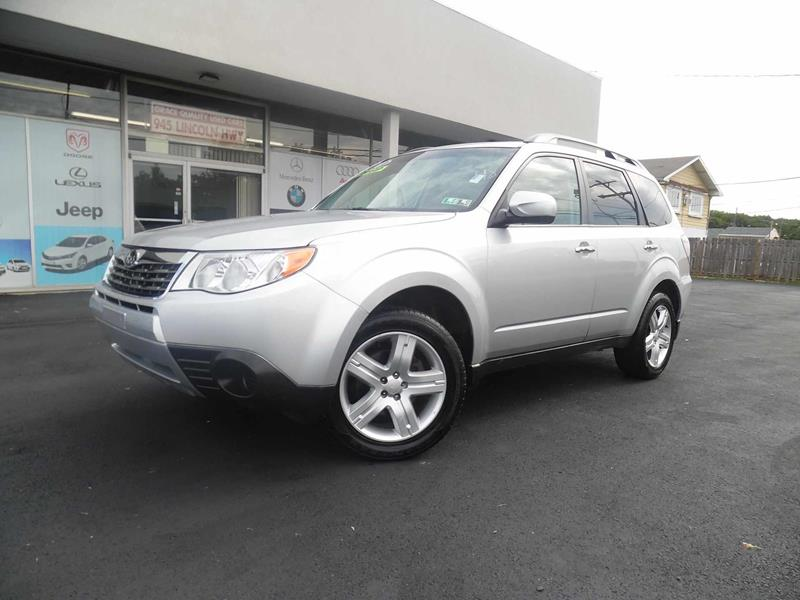 2010 Subaru Forester for sale at GRACE QUALITY USED CARS in Morrisville PA
