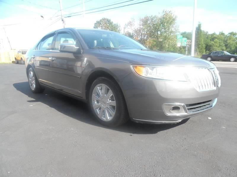 2010 Lincoln MKZ for sale at GRACE QUALITY USED CARS in Morrisville PA