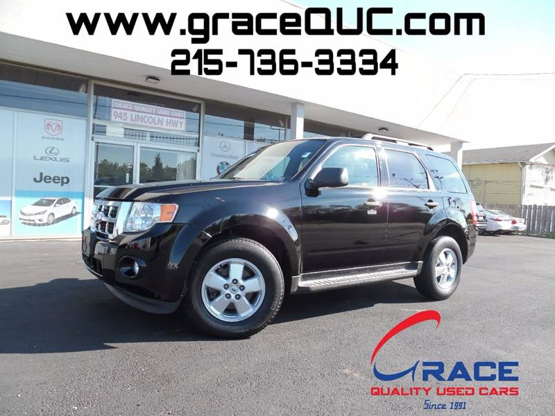 2010 Ford Escape for sale at GRACE QUALITY USED CARS in Morrisville PA