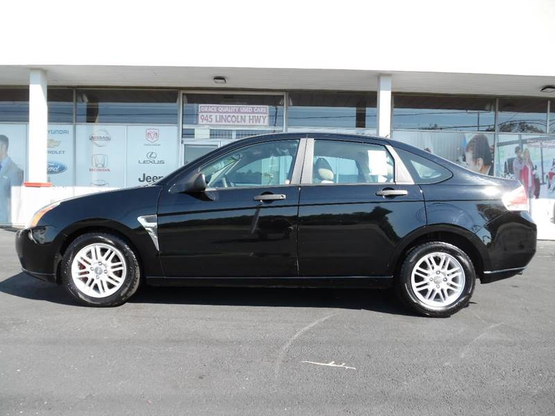2008 Ford Focus for sale at GRACE QUALITY USED CARS in Morrisville PA