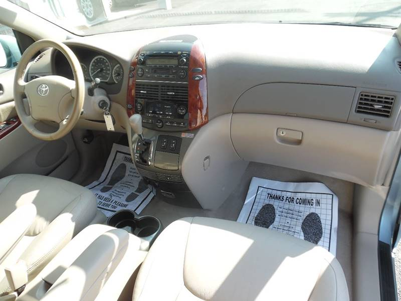 2004 Toyota Sienna for sale at GRACE QUALITY USED CARS in Morrisville PA