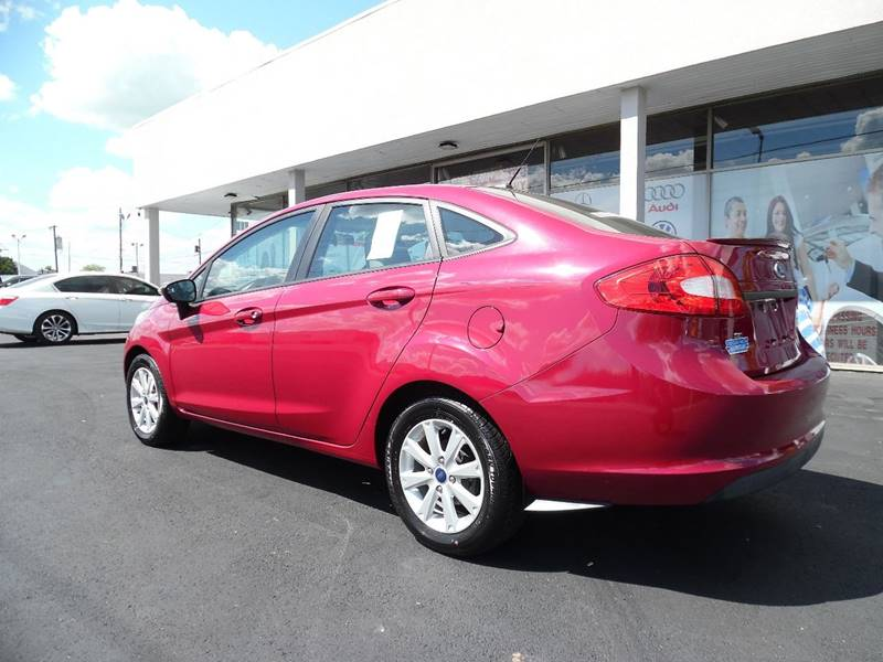 2011 Ford Fiesta for sale at GRACE QUALITY USED CARS in Morrisville PA