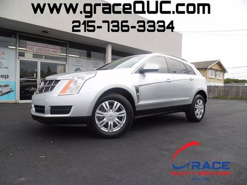 2010 Cadillac SRX for sale at GRACE QUALITY USED CARS in Morrisville PA