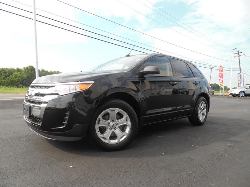 2012 Ford Edge for sale at GRACE QUALITY USED CARS in Morrisville PA